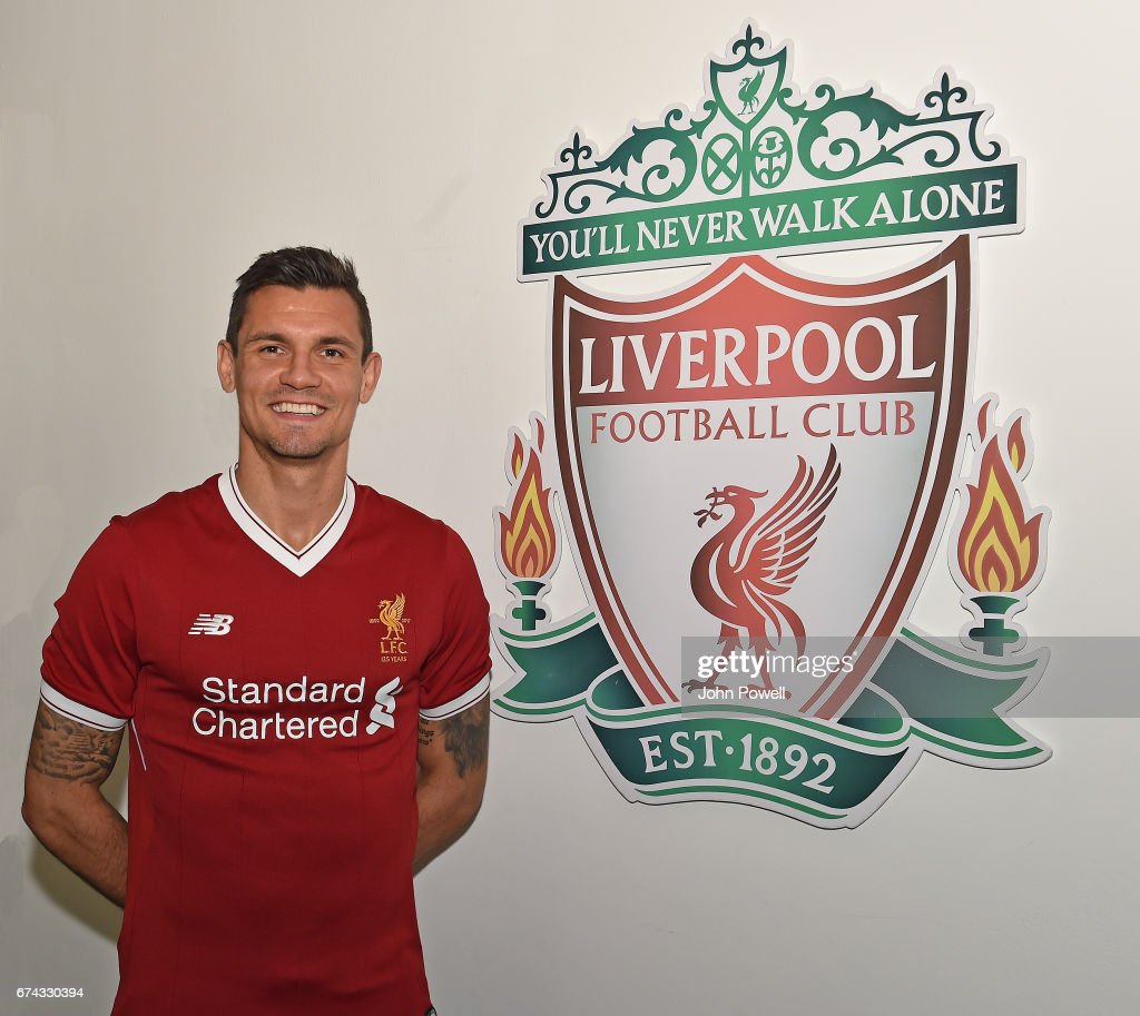 Dejan Lovren Signs New Contract With Liverpool FC