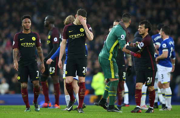 Man City 0 4 Everton Live Results Reaction And Highlights As Lukaku Mirallas Davies And Lookman Secure Win Manchester Evening News