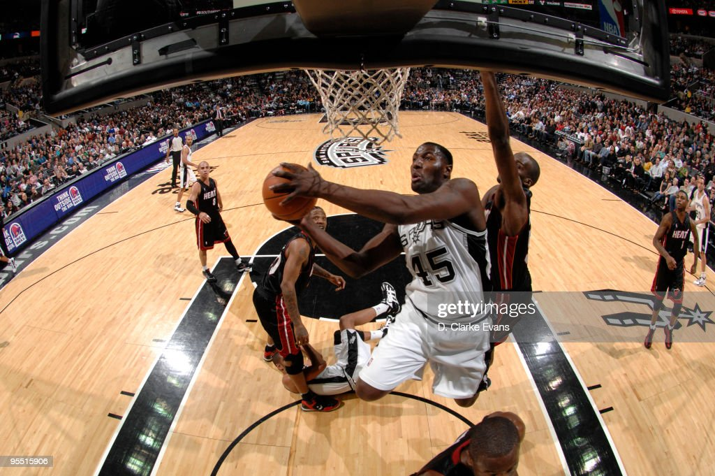 Miami Heat v San Antonio Spurs