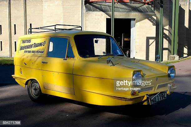 Del Boy's Reliant Supervan III as used in TV comedy show 'Only Fools and Horses' 2000