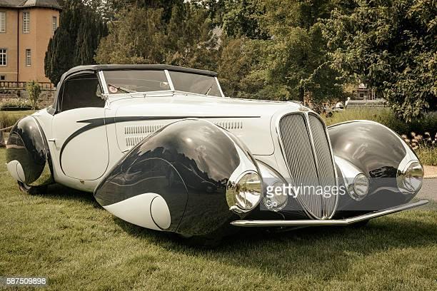 Delahaye 135 M Cabriolet Figoni & Falaschi