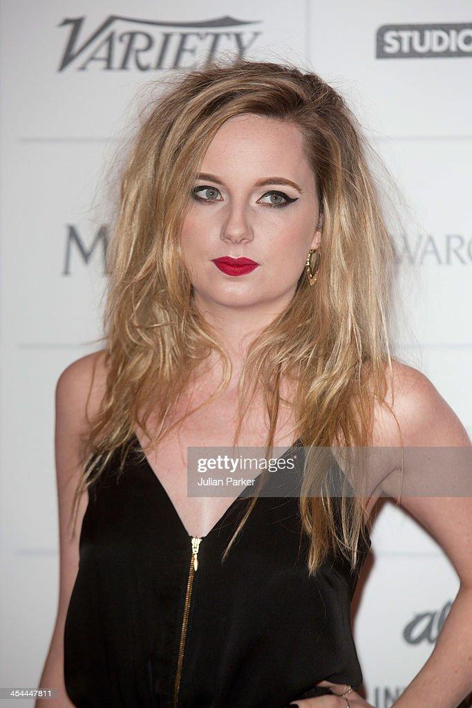 MJ Delaney attends the Moet British Independent Film awards at Old Billingsgate Market on December 8, 2013 in London, England.