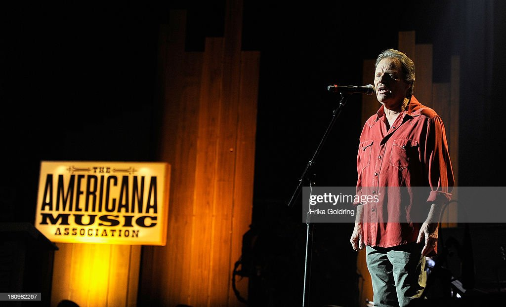 Delbert McClinton performs at the 12th Annual Americana Music Honors And Awards Ceremony Presented By Nissan on September 18, 2013 in Nashville, Tennessee.