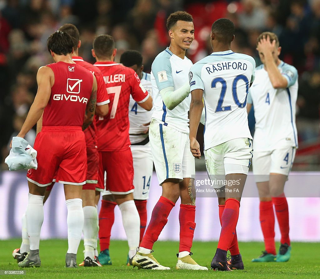 England v Malta - FIFA 2018 World Cup Qualifier : News Photo