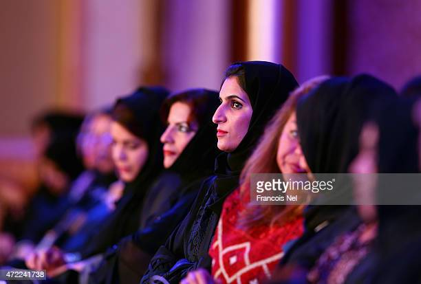 Delegates attends the Third International Sports Conference for Women at Emirates Palace on May 5 2015 in Abu Dhabi United Arab Emirates
