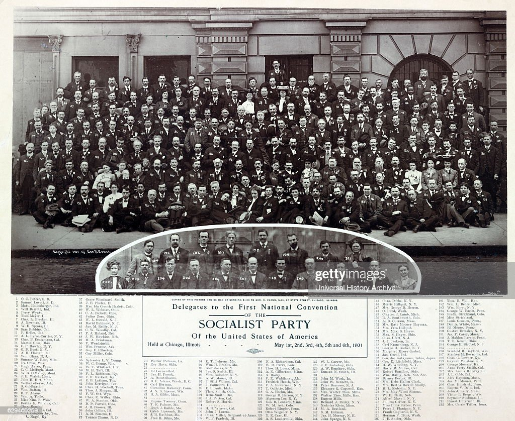 a history of the socialist party in the united states The socialist party usa is a political party in the united states history the socialist party usa can trace its roots to the socialist party of america.