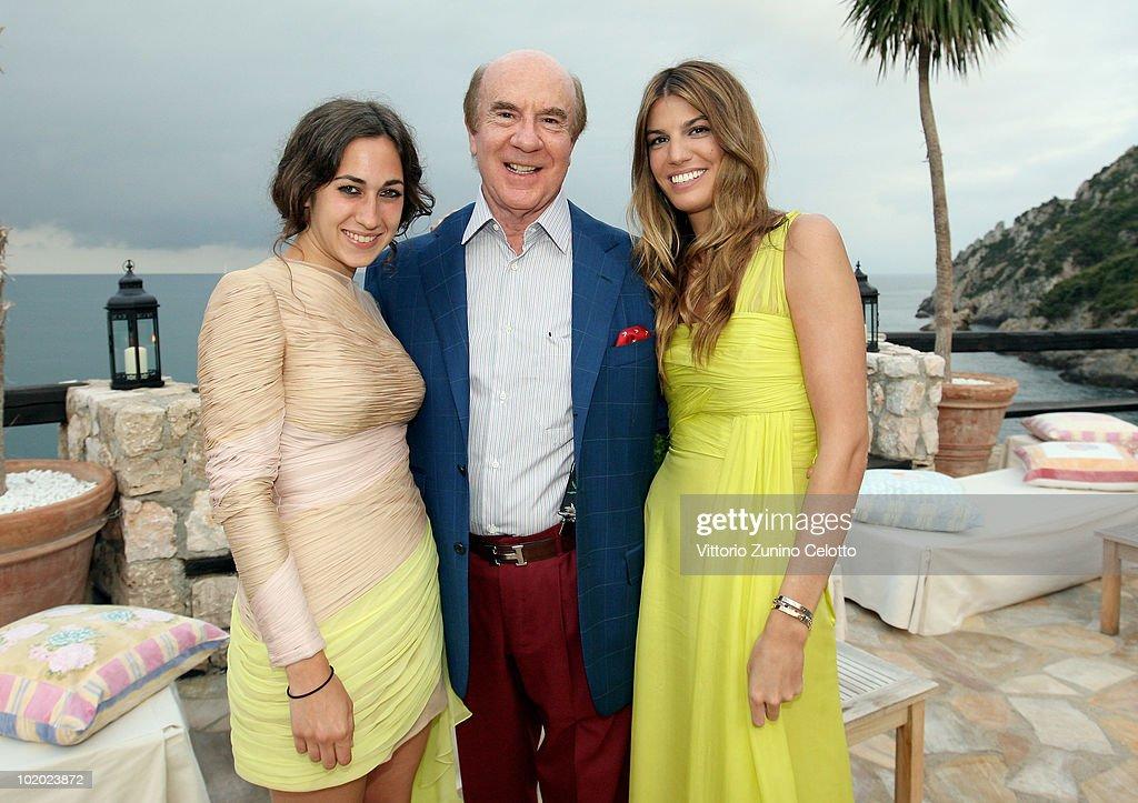 Delfina Delettrez Fendi Roberto Scio and Bianca Brandolini D'Adda attend chapter 2 of Il Pellicano 'Globetrotters Reunion' held at Il Pellicano Hotel...