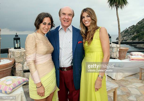 Delfina Delettrez Fendi Roberto Scio and Bianca Brandolini D'Adda attend chapter 2 of Il Pellicano 'Globetrotters Reunion' held at Il Pellicano Hotel...