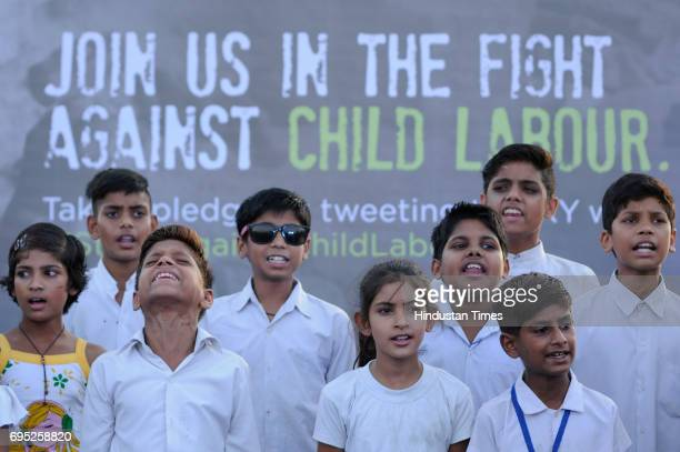 Delhi Police and leading child rights organization CRY join hands for a campaign to raise awareness on the occasion of World Day against Child Labour...
