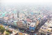 Delhi Skyline