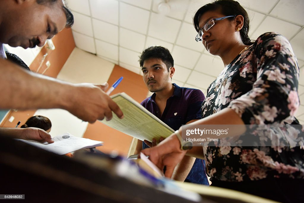 Delhi University admission processes commenced at Venkateshwar college on June 30, 2016 in New Delhi, India. Delhi University came out with its first cut off list on June 29, 2016.