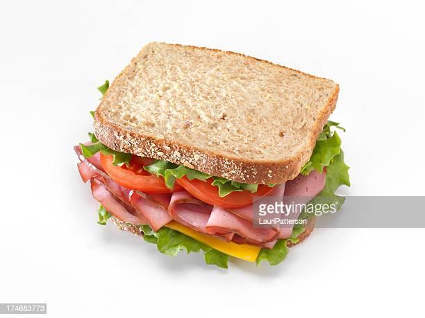 Deli Pastrami Sandwich