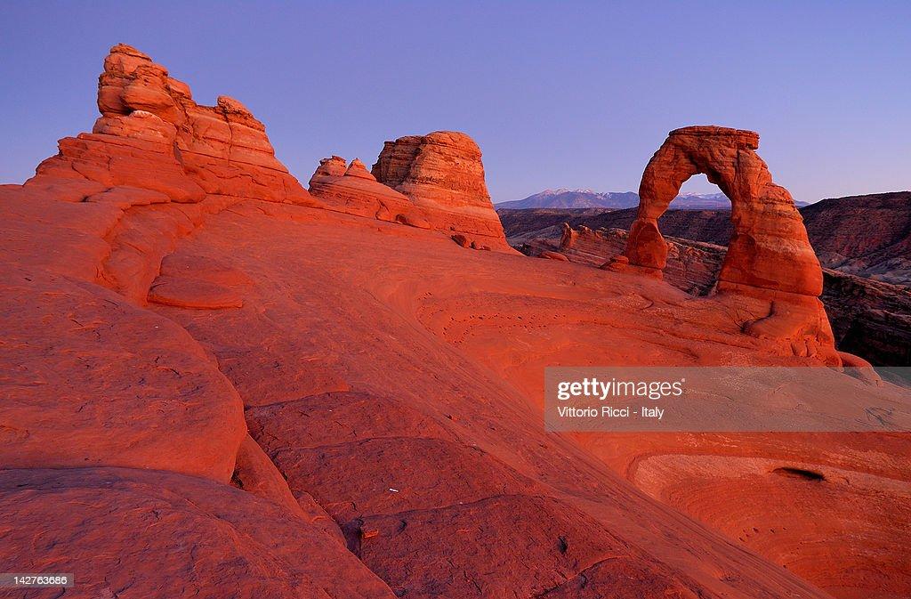 Delicate Arch : Stock Photo