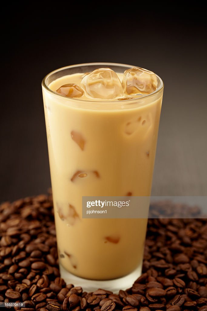 A delicious and refreshing Iced Coffee
