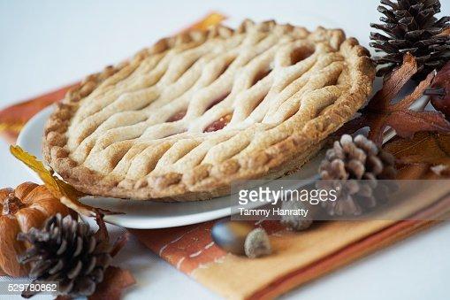 Delicious Apple Pie : ストックフォト
