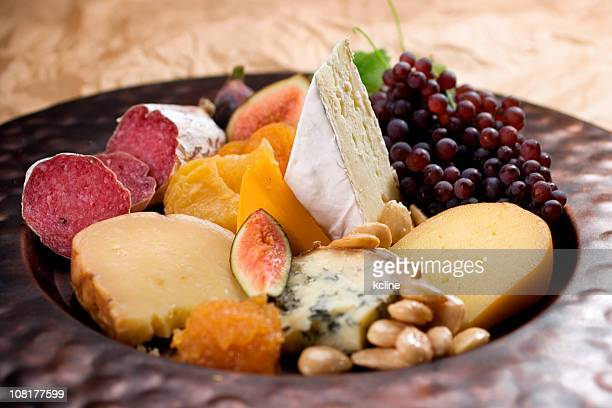 Delicious Cheeseplate