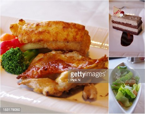 Delicious foods : Stock Photo