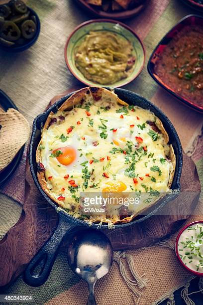 Delicious Homemade Mexican Eggs for Breakfast