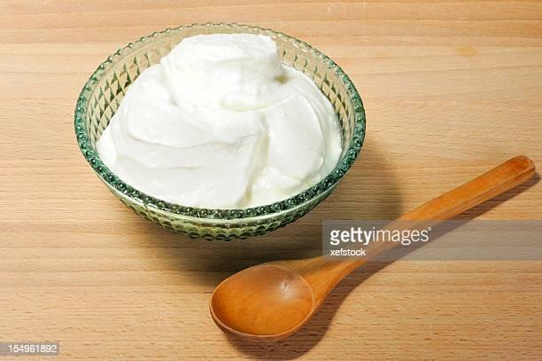 Delicious homemade yoghurt