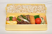Delicious Japanese lunch