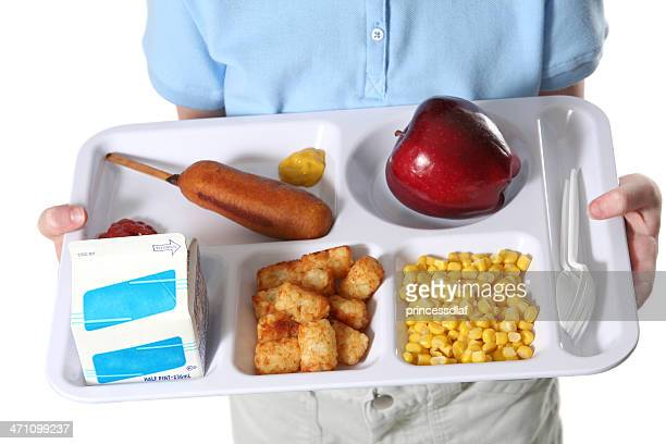 Delicious Lunch Tray