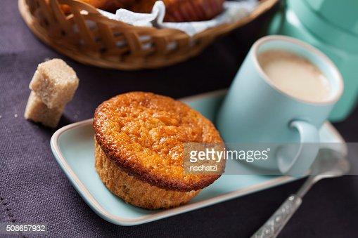 Delicious muffin : Stock Photo