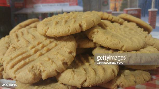 Peanut Butter Cookie Stock Photos and Pictures | Getty Images