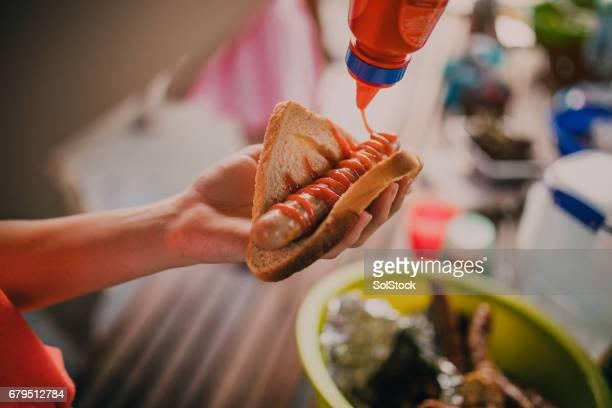 Delicious Sausage Sizzle