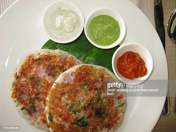 Delicious South-Indian Food