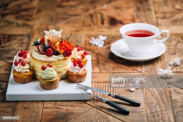 delicous cakes