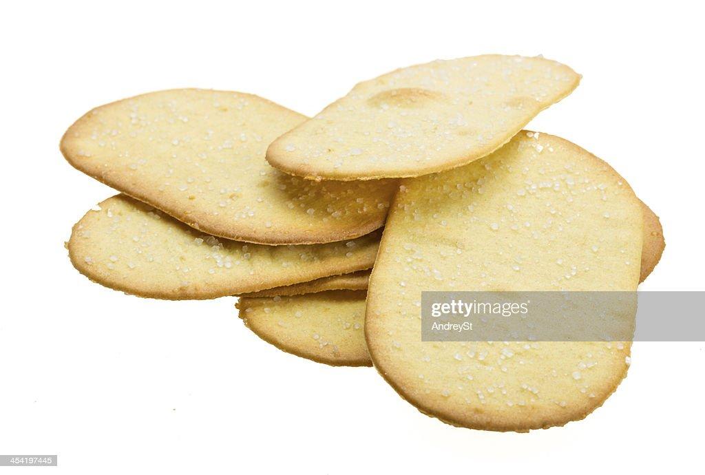 Delicous'cookies' : Foto de stock