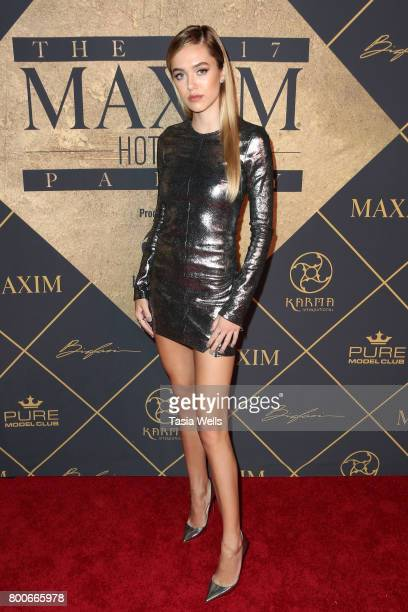 Delilah Belle Hamlin attends the 2017 MAXIM Hot 100 Party at Hollywood Palladium on June 24 2017 in Los Angeles California