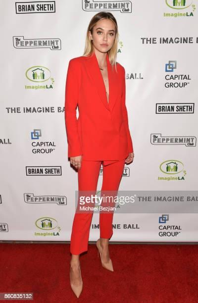 Delilah Belle Hamlin attends The Imagine Ball 2017 on October 12 2017 in West Hollywood California