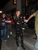 Celebrity Sightings In Los Angeles - September 19, 2017