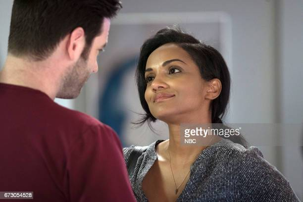 MED 'Deliver Us' Episode 221 Pictured Colin Donnell as Connor Rhodes Mekia Cox as Robyn Charles