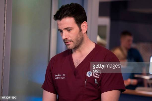 MED 'Deliver Us' Episode 221 Pictured Colin Donnell as Connor Rhodes