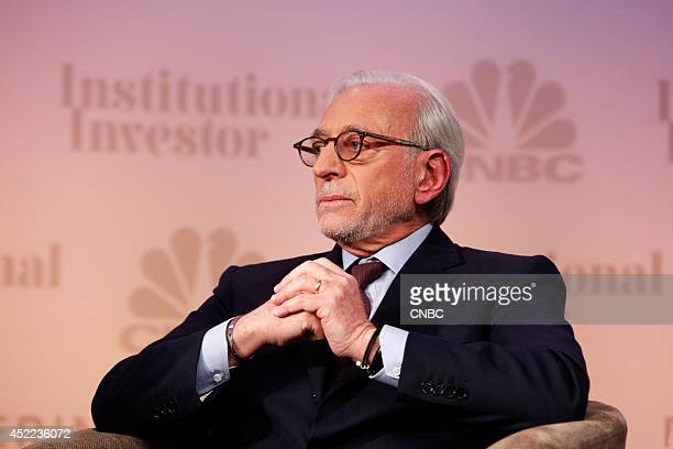 EVENTS Delivering Alpha 2014 Pictured CNBC's Andrew Ross Sorkin moderates The Activist Agenda panel with Nelson Peltz Founding Partner and Chief...