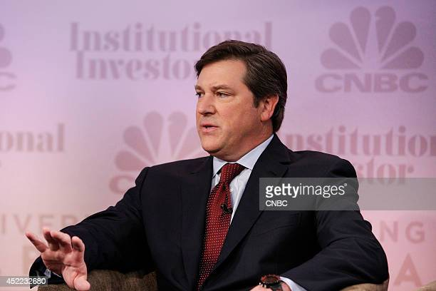 EVENTS Delivering Alpha 2014 Pictured CNBC's Kelly Evans moderates the Global Stage panel with Lee Ainslie Chief Executive Officer Maverick Capital...