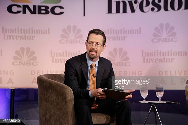 EVENTS Delivering Alpha 2014 Pictured Michael Peltz Editor Institutional Investor moderates the Best Ideas The Next Generation panel at the CNBC...