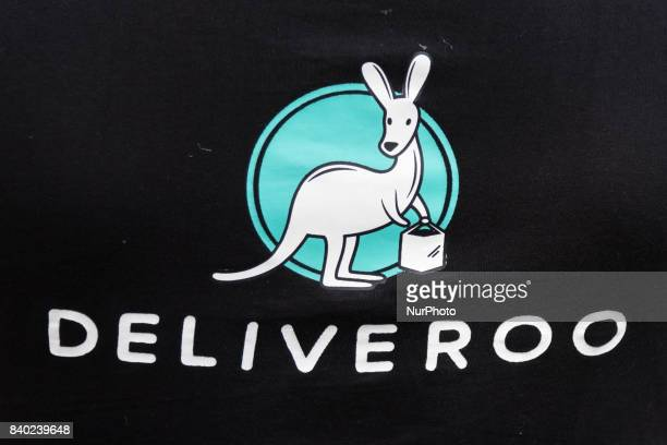 Deliveroo's riders keep on Protesting after the anoucement of changes of the social status from salary to Autoentreprenor at the end of the month in...