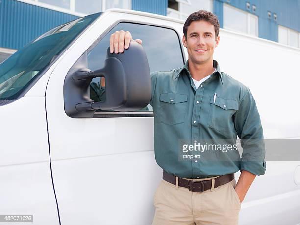 Livraison conducteur