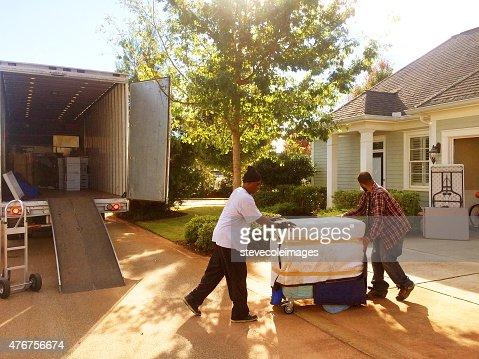 Consegna Cambiare casa
