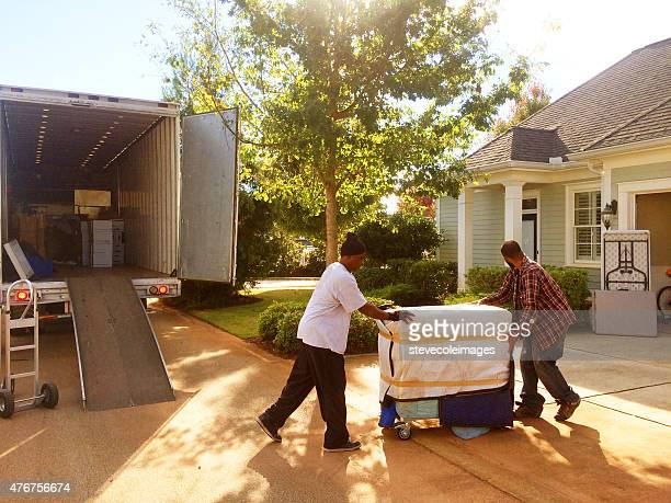 Delivery Moving House