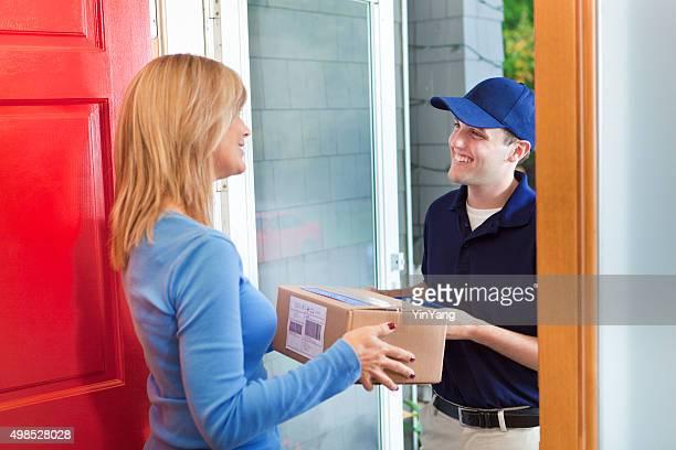 Formule case Livraison personne vous amenant conteneur à la clientèle