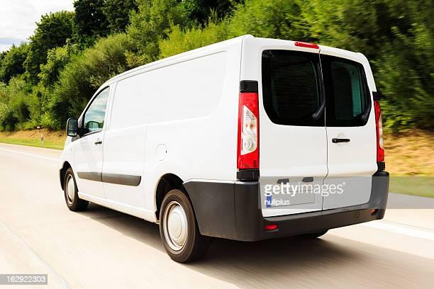 Camionnette de livraison