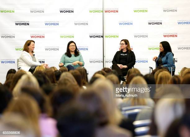 Dell VP of Global Industry Solutions Hayley Tabor Kabam Inc cofounder Holly Liu Clever CEO and founder Cat Lincoln and Altimeter Group founder and...