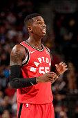 Toronto Raptors v Portland Trail Blazers