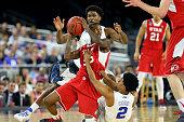 NCAA Basketball Tournament - South Regional - Houston