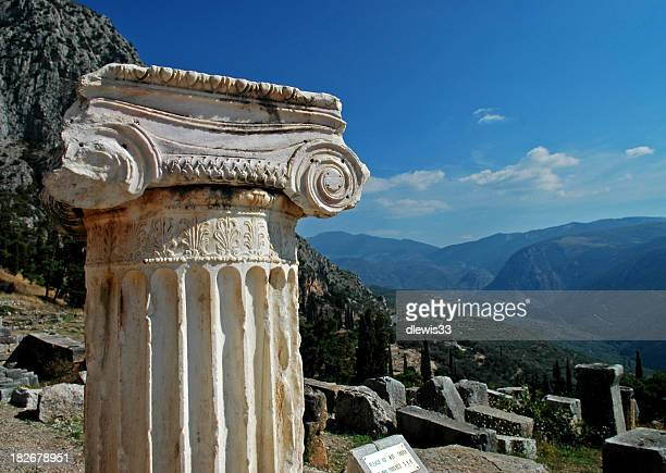 Delphi Ruins, Greece