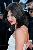 Delphine Chaneac at the premiere of 'The Artist' during the 64th Cannes International Film Festival
